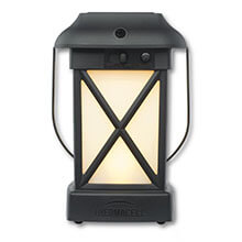 Black Thermacell Mosqutio Repellent LED Lantern