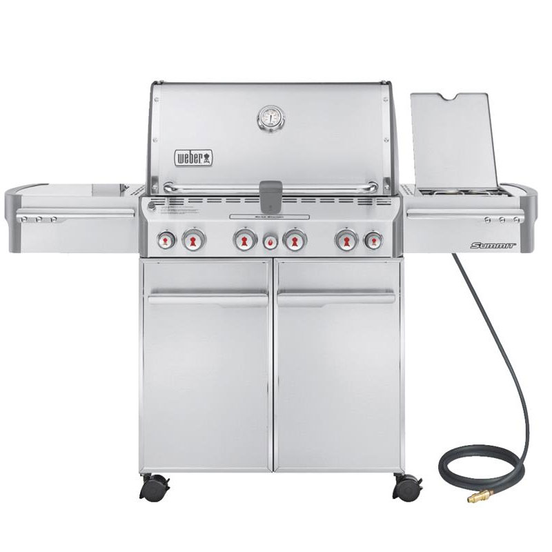 Weber Summit Series Natural Gas Grill 800568
