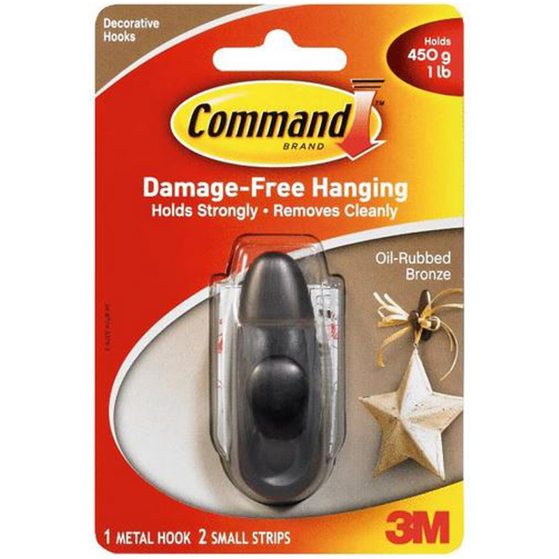 Command Adhesive Hook 602108