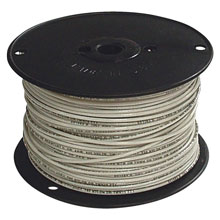 Southwire 14 AWG Stranded THHN Wire - 500 ft. White 503191