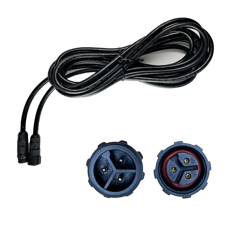 Wall Washer Power Interconnect Cable - 15 ft.