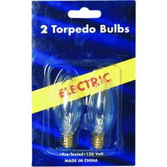 Electric Candle Replacement Bulb