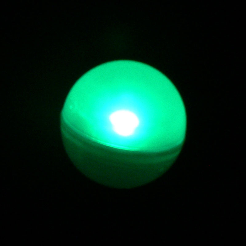 Green Fairy Berry Floating LED Lights