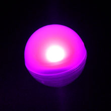 Pink Fairy Berry LED Lights - 10 Pack