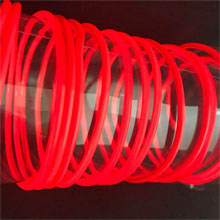 Red 3 Function Light String - 10 Ft. GC44406