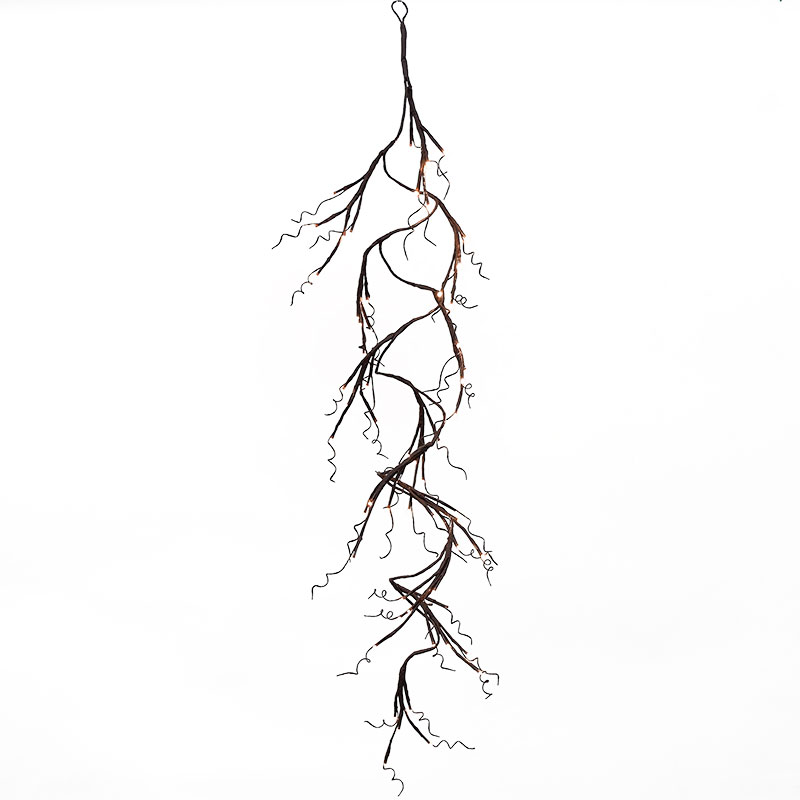 Lighted LED Brown Branches