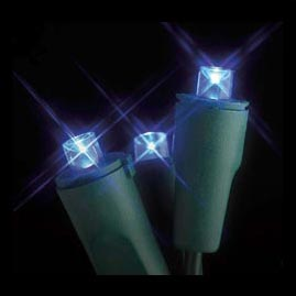 20L Flexchange LED Battery Operated String Lights - Blue/Green 724341