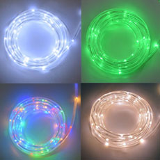 Battery Operated LED Rope Lights