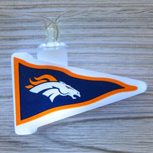 NFL Denver Broncos LED Pennant String Lights - Battery Operated TP-NFL/BRONCO