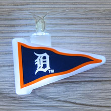 MLB Detroit Tigers LED Pennant String Lights - Battery Operated TP-MLB/TIGERS