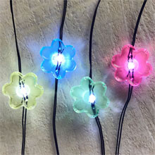 Flower LED Micro String Lights - Battery Operated