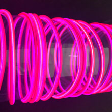 Pink 3 Function String Lights - 10 Ft. GC44408