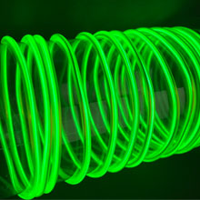 Green 3 Function String Lights - 10 Ft. GC44409
