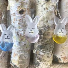 Micro Bunny String Lights - Battery Operated DR-30070791