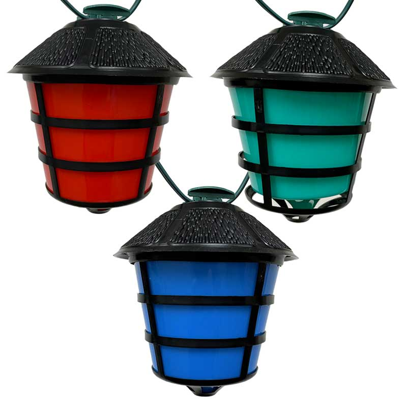 C7 Rv Lantern String Lights 10 Lights