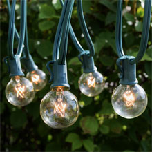 C7 Candelabra Globe Light Kits