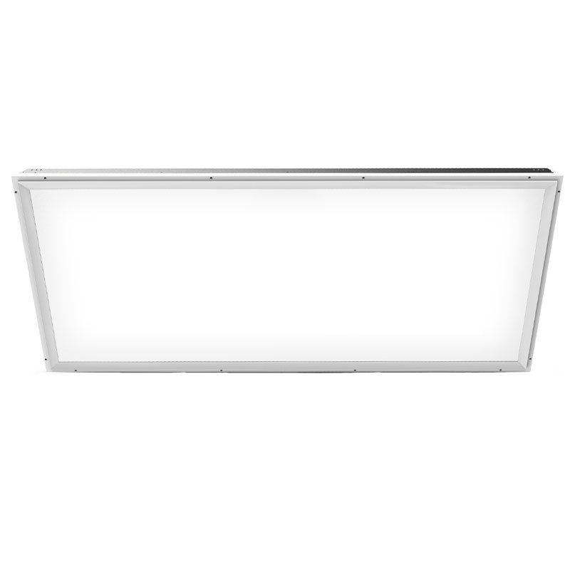 2' x 4' Flat-Panel White LED Troffer Light