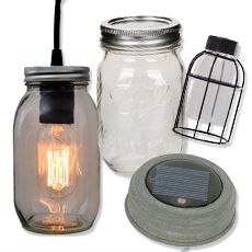 Everything Mason Jars
