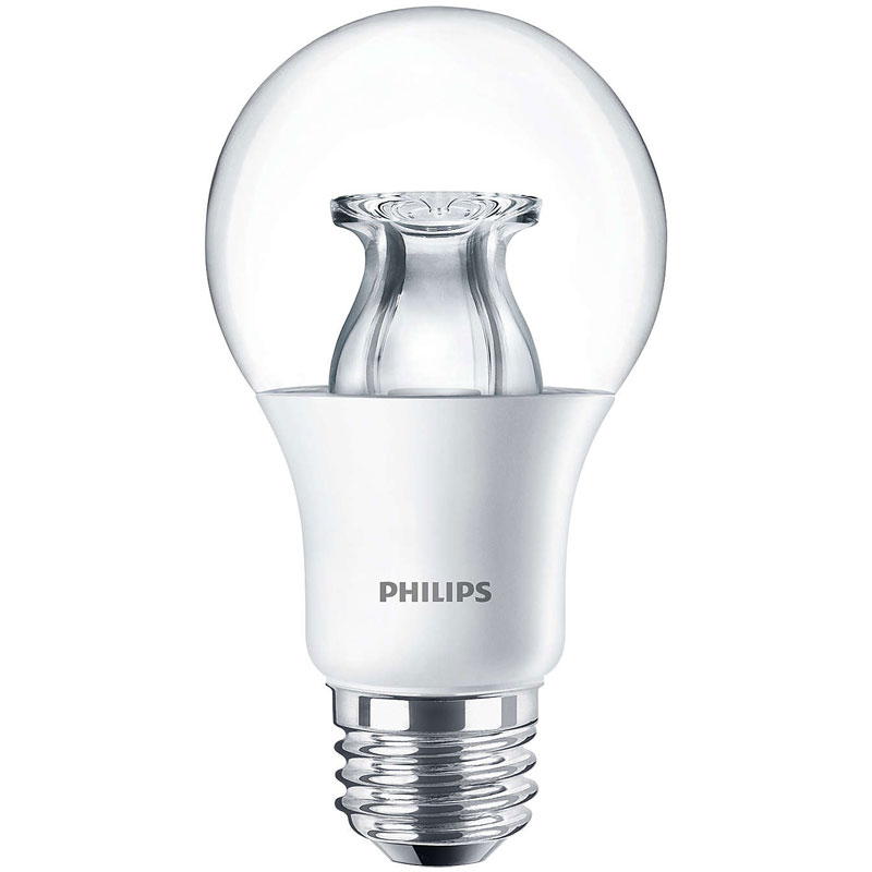 Dimmable Soft White A19 LED Light Bulb - 10W 501728