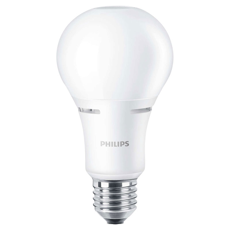 3-Way A21 LED Light Bulb - Soft White - 18W 501800