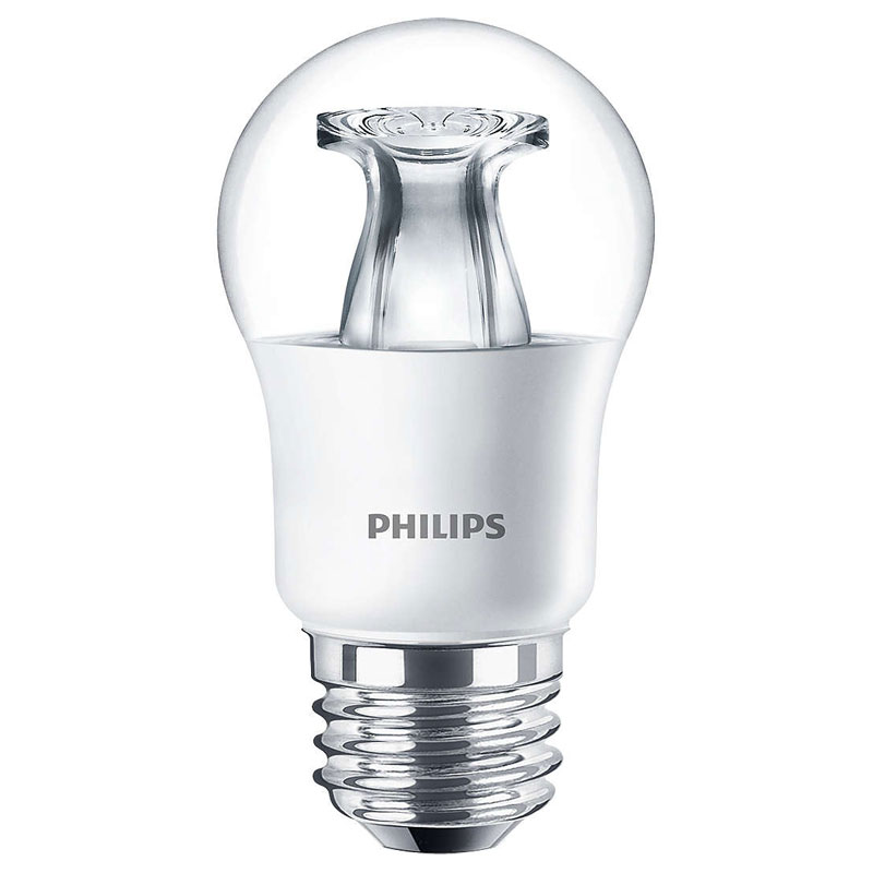 Dimmable A15 LED Light Bulb - Clear - 7W 525033