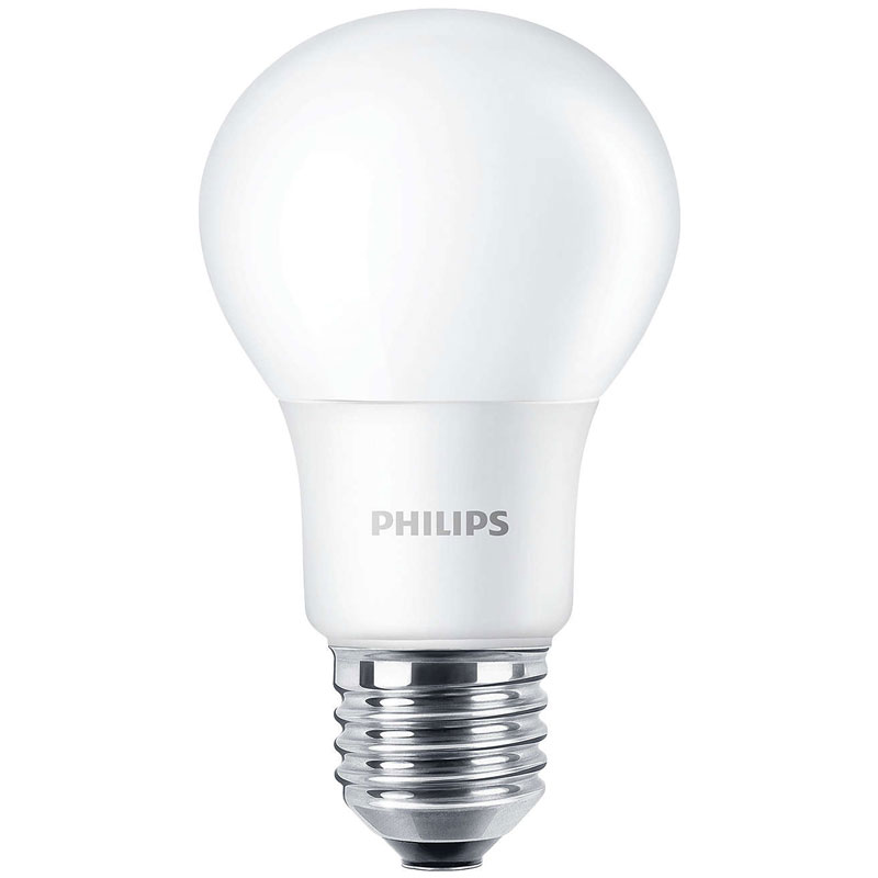 Soft White A19 LED Light Bulb - 5.5W 501464