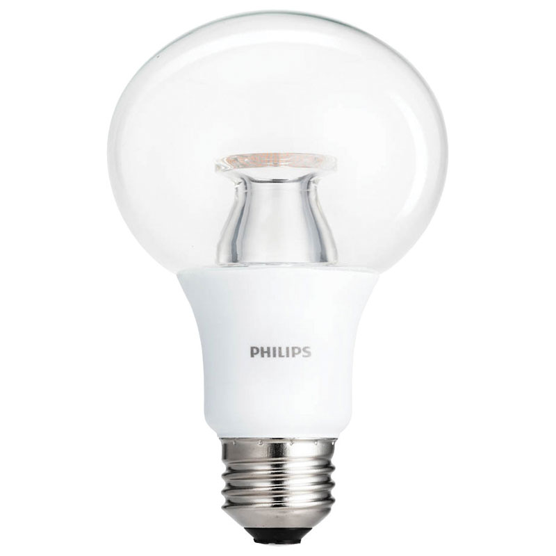 G25 Dimmable LED Globe Light Bulb