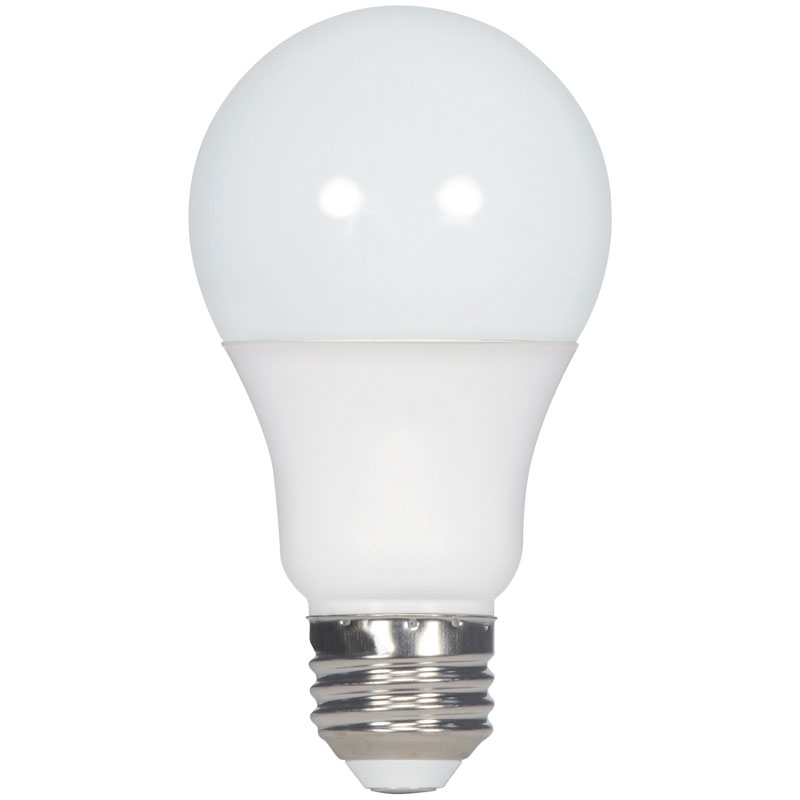 Soft White Dimmable A19 LED Light Bulb - 9.5W