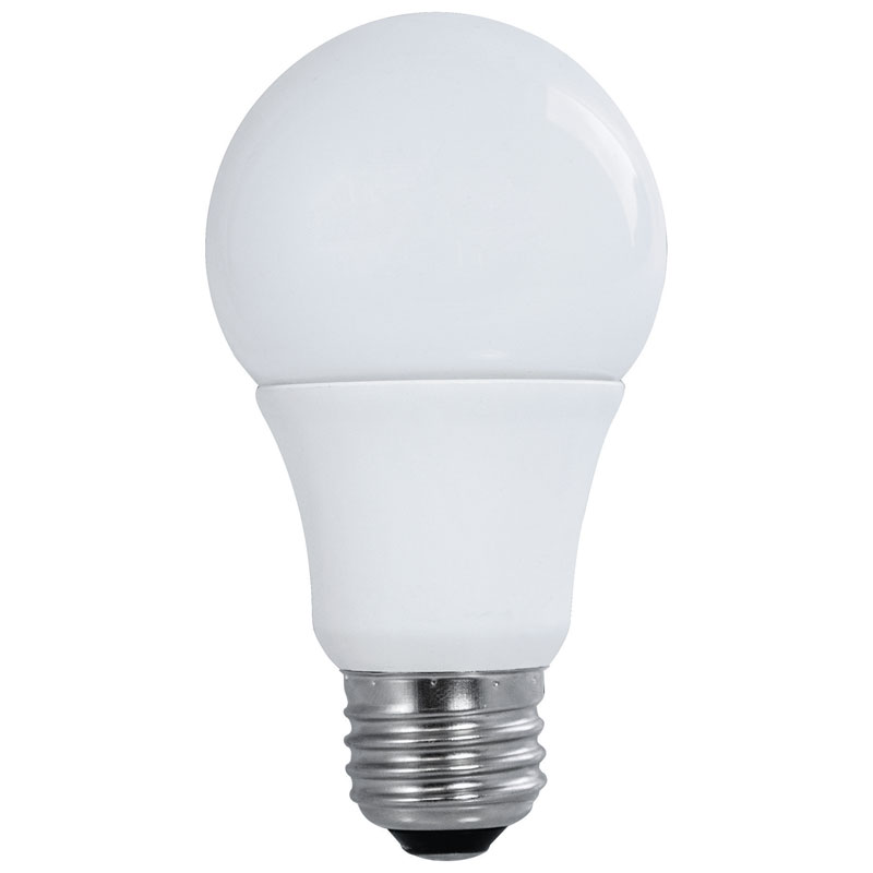 Soft White A19 LED Light Bulb - 9W - 4 Pack 501838