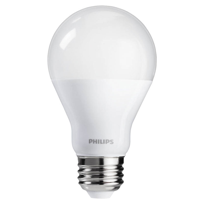 Dimmable Soft White A19 LED Light Bulb - 9.5W 501596