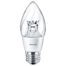 Dimmable F15 Post LED Light Bulb - Soft White - 7W 501699
