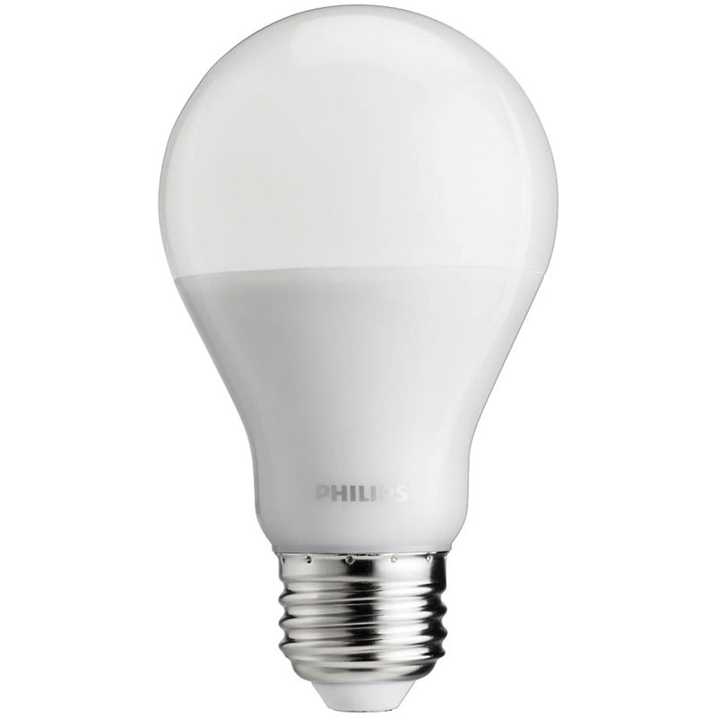 Dimmable Soft White A19 LED Light Bulb - 6.5W 501711