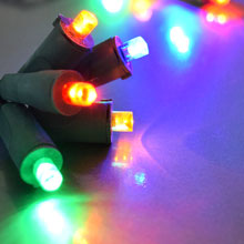FLEXCHANGE Multi-Color Frosted LED String Light Strand