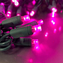 LED String Lights - Purple