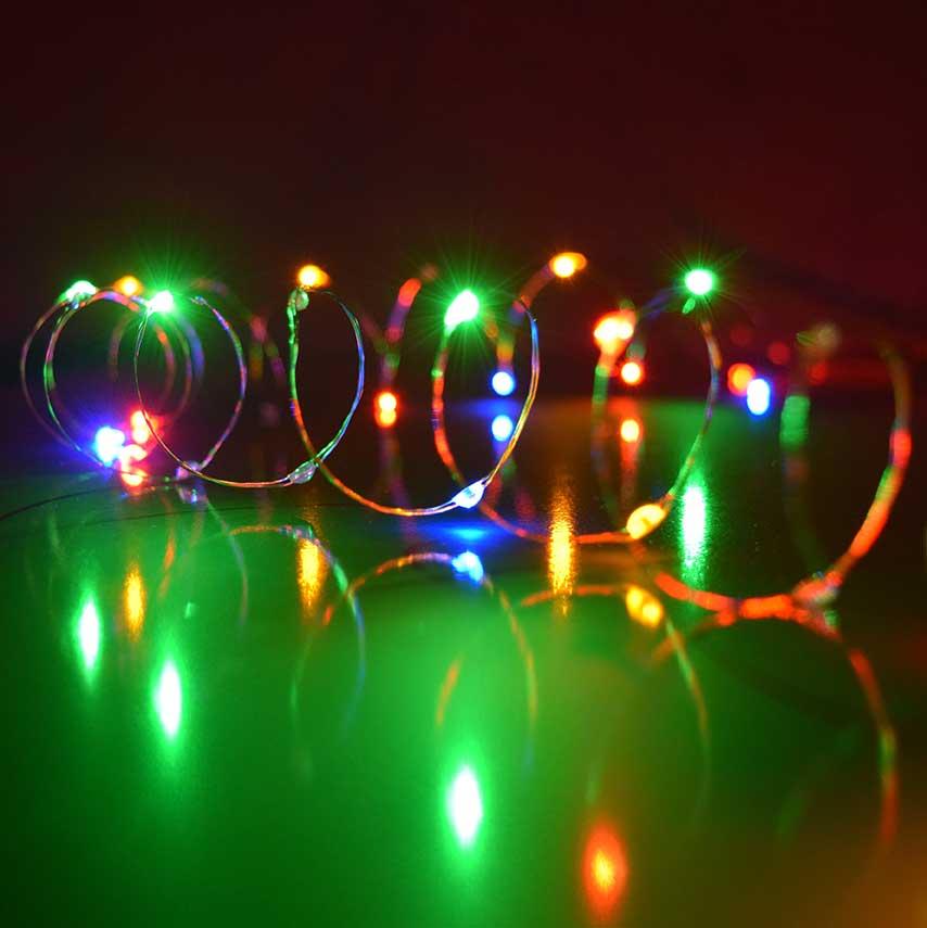 Multi Color LED Fairy Lights