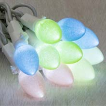 Easter Egg LED String Lights - 20-Count DR-6201132