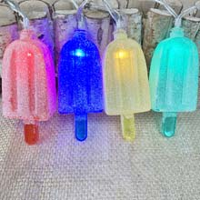 Glitter Popsicle LED String Lights UL1278