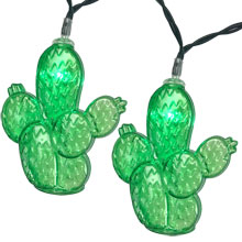 Cactus LED String Lights UL5014