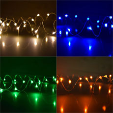 Electric Plug LED Fairy Lights