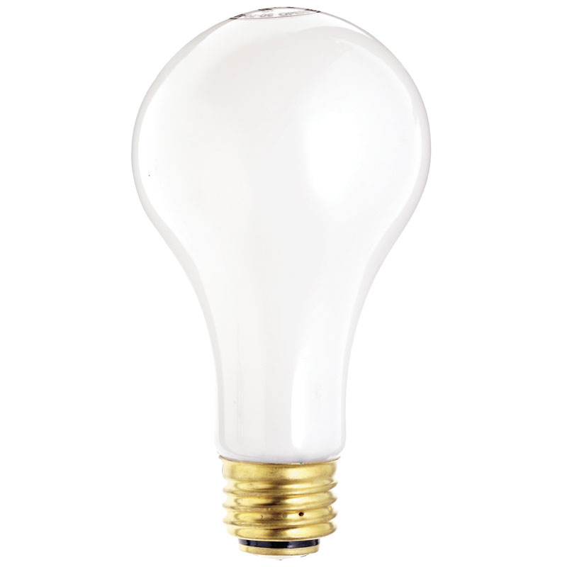A21 3-Way Light Bulb - Soft White