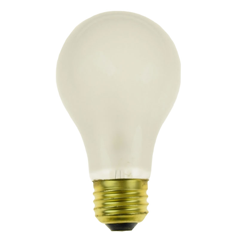 25W Medium Decorative Party Light Bulb - Frosted
