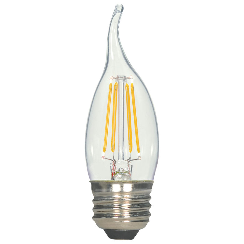 Warm White CA11 LED Light Bulb 525079