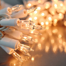 Clear Party String Lights