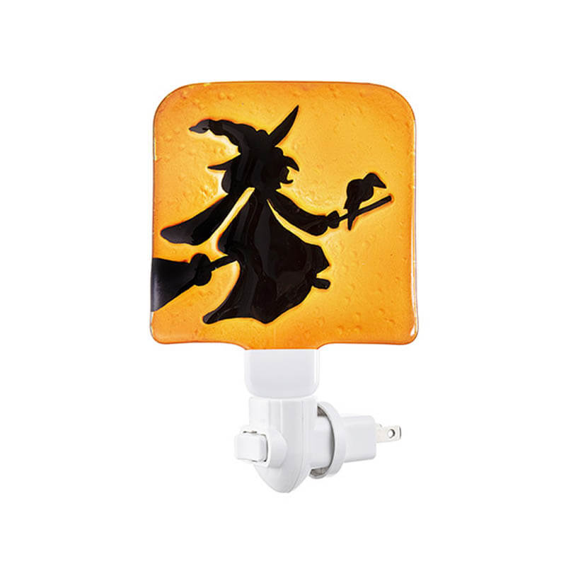 Spooky Witch Night Light