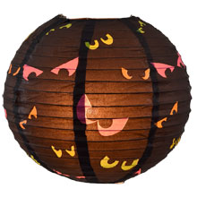 Black/Eyes Halloween Lantern