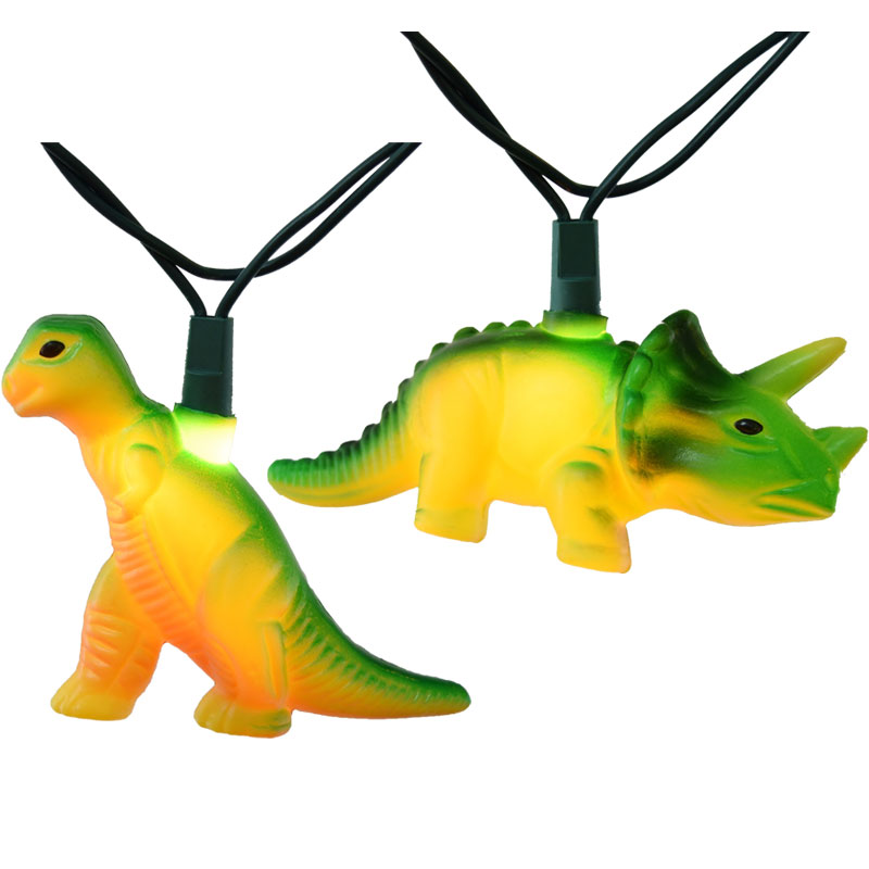 Dinosaur Party String Lights