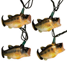 Animal string lights for Fish string lights