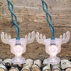 Novelty Moose Light Set NL9141