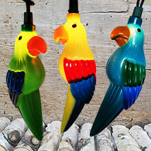 Parrot Party String Lights - 10 Colorful Parrot Lights