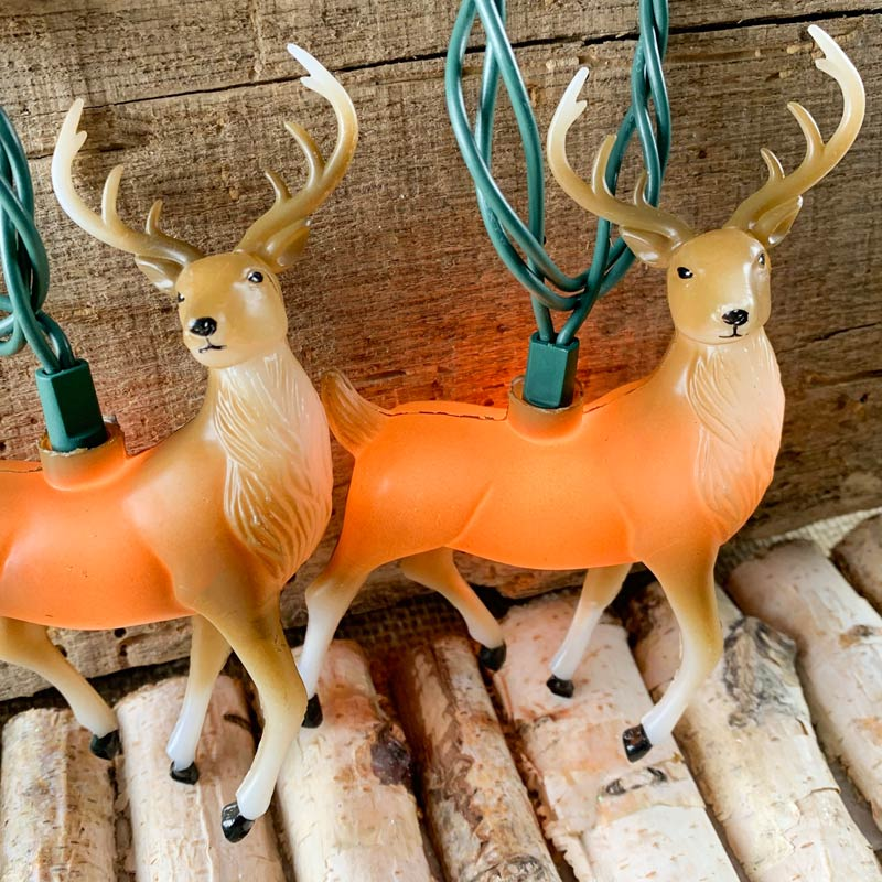 Deer Party String Lights UL4261